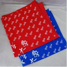 SC01 頭巾&領巾(方巾)兩用_網版印刷